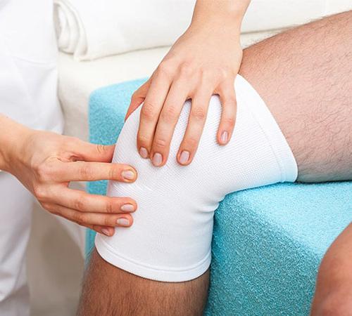 درمان زانو درد در جوانی