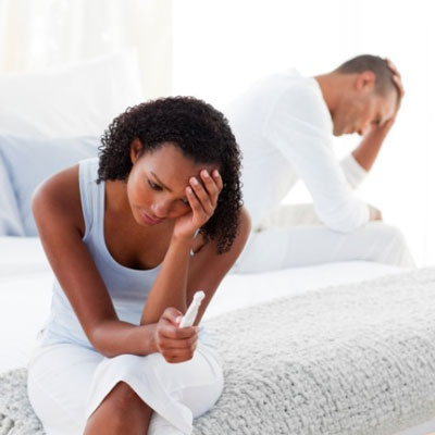 دلایل ناباروری در زنان