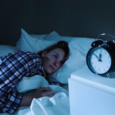 بی خوابی