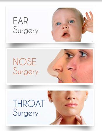 متخصص گوش ، حلق و بینی