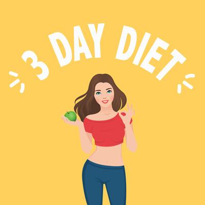 رژیم غذایی سه روزه