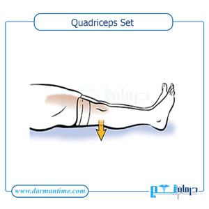 Quadriceps Set